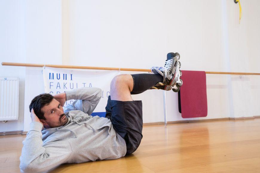 Online cvičení pro děti zaměstnanců vrežii lektorů CUS.