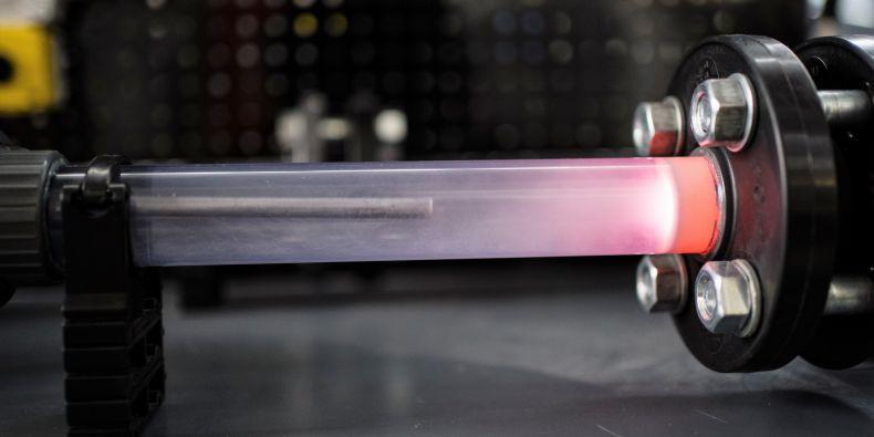 Díky použití plazmatu může být voda čistější.
