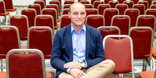 Martin Loučka je ředitelem Centra paliativní péče v Praze.