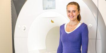 Klára Marečková zkoumá v Ceitecu Masarykovy univerzity vliv prenatálního stresu na vývoj mozku potomků v rámci grantu Marie Curie Intra-European Fellowship.
