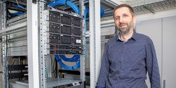 Daniel Mikšík nemá informatické vzdělání, k technologiím ale vždycky tíhnul.