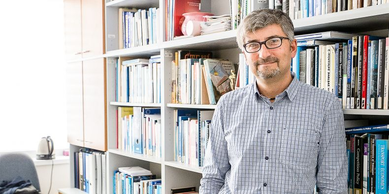 Na projektu se podílí Martin Kvizda, ředitel Institutu pro dopravní ekonomii, geografii a politiku na Ekonomicko-správní fakultě MU.