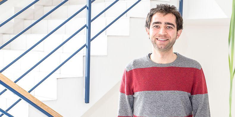 Tommaso Reggiani dělal experimentální část výzkumu, ještě když působil v Itálii, data ale analyzoval už z pracoviště na Masarykově univerzitě.