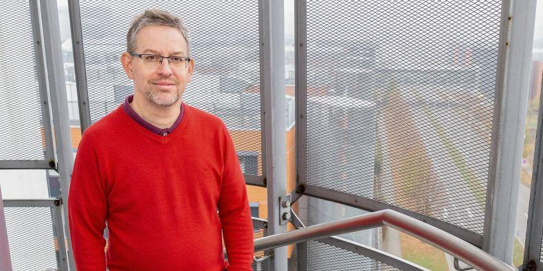 Petr Štourač, the director of SIMU at the MU Faculty of Medicine.