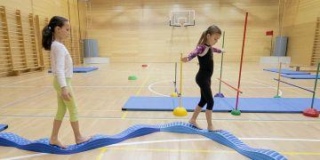 Pedagogové se učili, jak udělat sport pro děti zábavnější.