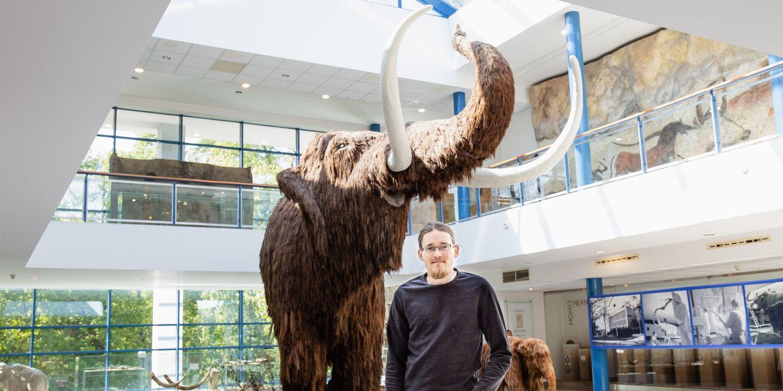 Předávání ceny Zlatý mamut se stylově odehrálo v brněnské Anthroposu, kde je replika mamuta v životní velikosti. Tým Jana Havelky uspěl ve studentské kategorii.