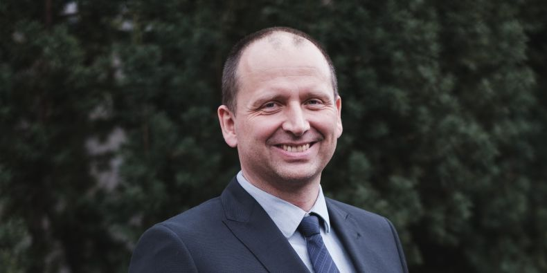 David Vetchý elected dean of MU's Faculty of Pharmacy.