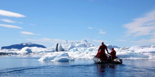 Pro příbřežní plavbu by letos mělo být možné použít gumové motorové čluny.