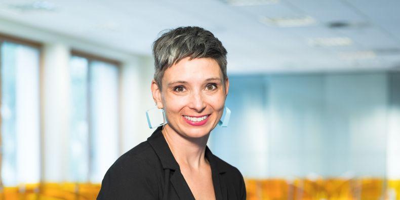 Kateřina Lišková.