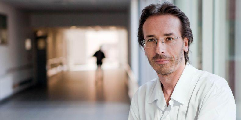 Neurolog profesor Milan Brázdil.