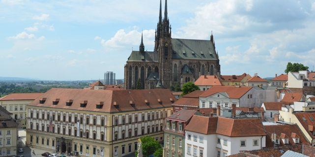 Brno toho studentům nabízí spoustu. Není to totiž jen tak nějaké město, Brno se dá žít. Foto: Veronika Tomanová.