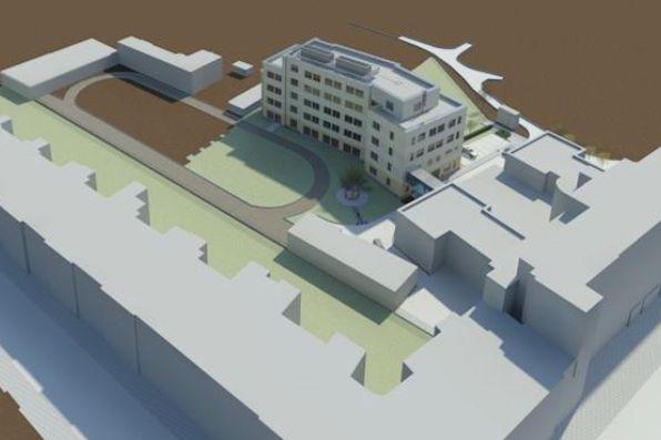 Stavbou nové budovy získá pedagogické fakulta téměř 3890 m2 nových ploch.