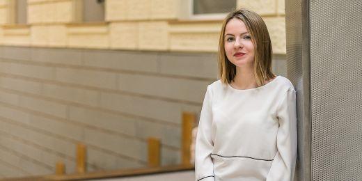 Vybrat si jako téma práce výdaje krajů České republiky na památkovou péči Tereza Lelková původně neplánovala, nakonec si to ale moc pochvalovala.