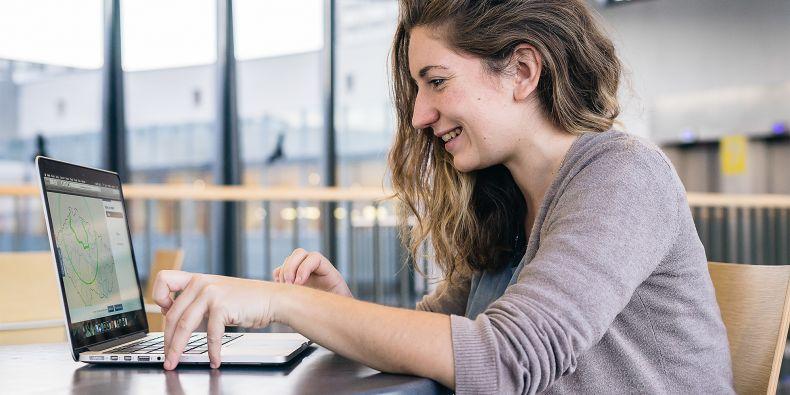 Pro studenty nebo zaměstnance Masarykovy univerzity je nejvýhodnější používat síť s označením Eduroam.