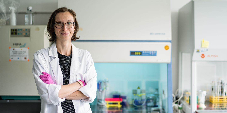 Pavlína Janovská působí na ústavu experimentální biologie v týmu Vítězslava Bryji.