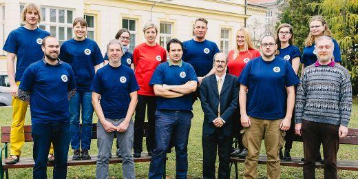 Ve výpravě budou nejen odborníci z Masarykovy univerzity (na fotce), ale také z Univerzity Karlovy a dvě vědkyně z Istanbul Technical University.
