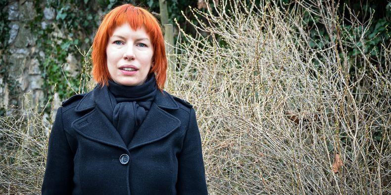 Marcela Petrová Kafková je autorkou publikace Šedivějící hodnoty?