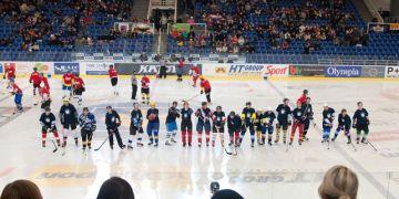 Masarykova univerzita hledá hráče do svého týmu pro Hokejový souboj univerzit. Foto: Tomáš Muška.