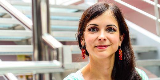 Zuzana Koledová pracuje v ústavu histologie a embryologie v rámci projektu Postdoc II.