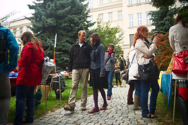 Multižánrový festival SemestrSTART. Foto: Martin Kopáček.