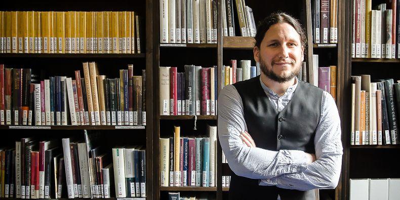 Migranství má Ivan Foletti v krvi. Jeho rodina se v každé generaci posouvá po Evropě.