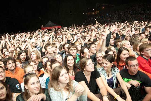 Festival Back to school dorazil do Brna na Riviéru. Foto: Tomáš Muška.