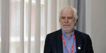 Ředitel konsorcia Instruct a strukturní biolog David Stuart.