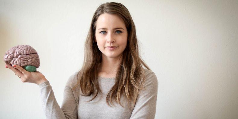 Katarína Durkáčová studuje psychologii na FF MU.