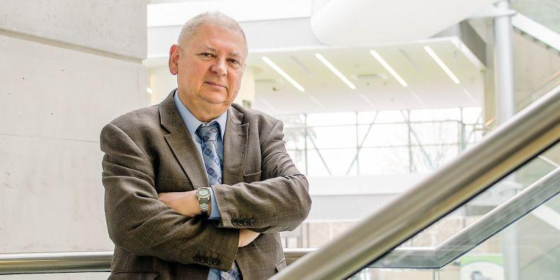 Jaroslav Koča, vědecký ředitel Ceitecu.