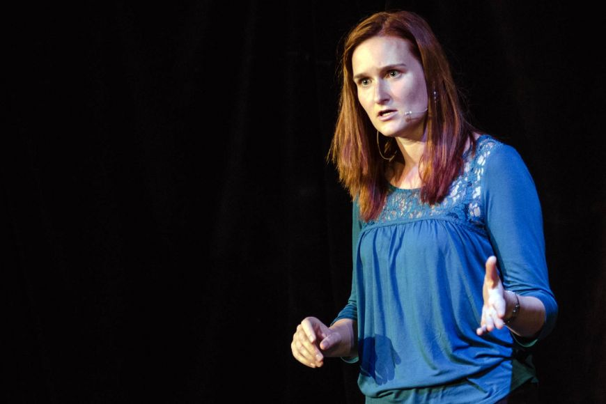 Zuzana Holubcová se zabývá studiem lidských pohlavních buněk.