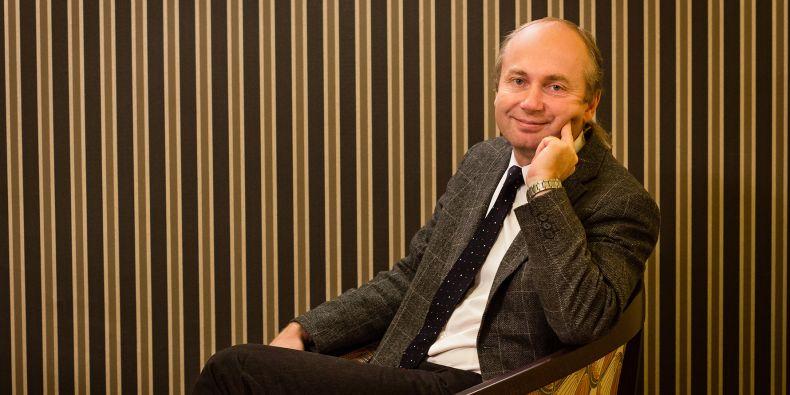 Dosavadní prorektor pro záležitosti studentů Jiří Němec.