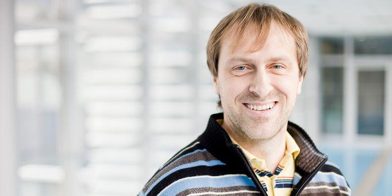 Odborník na kineziologii Martin Zvonař.