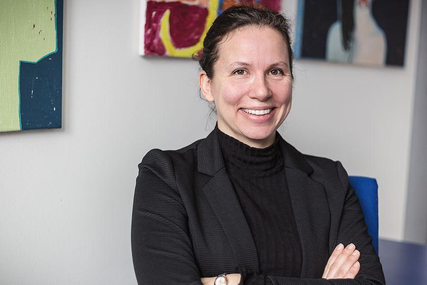 Julie Dobrovolná působí na Ústavu patologické fyziologie Lékařské fakulty MU.