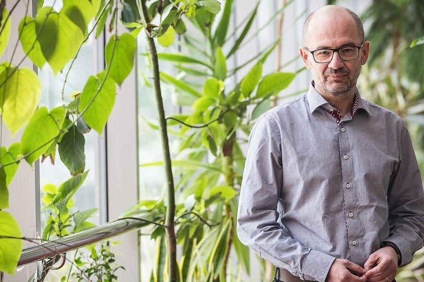 Milan Chytrý vybuduje Centrum pro evropské vegetační syntézy.