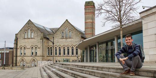 Tomáš Zvoníček zamířil na Nottingham Trent University.