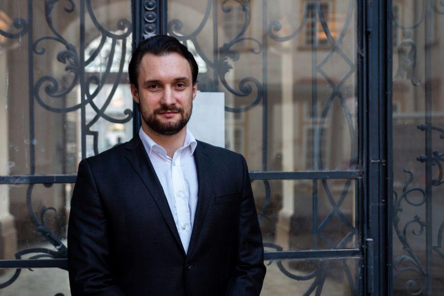 Neurologist Pavel Filip.
