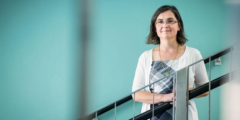 Renata Tichá je původem Češka a zná dobře český i americký pohled na školství, takže dovede srovnávat.