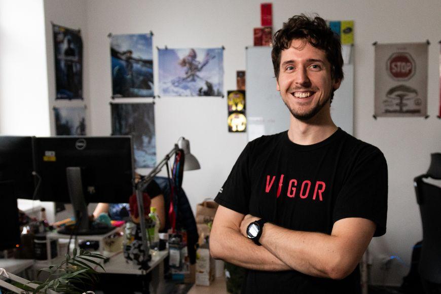 Rastislav Tisovčík zBohemia Interactive.