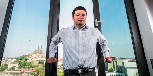 Petr Krontorád.