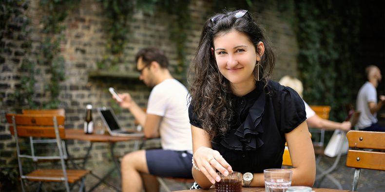 Návštěvníci workshopů silně oživí své tvůrčí schopnosti a zlepší soustředěnost, popisuje Karolína Presová.