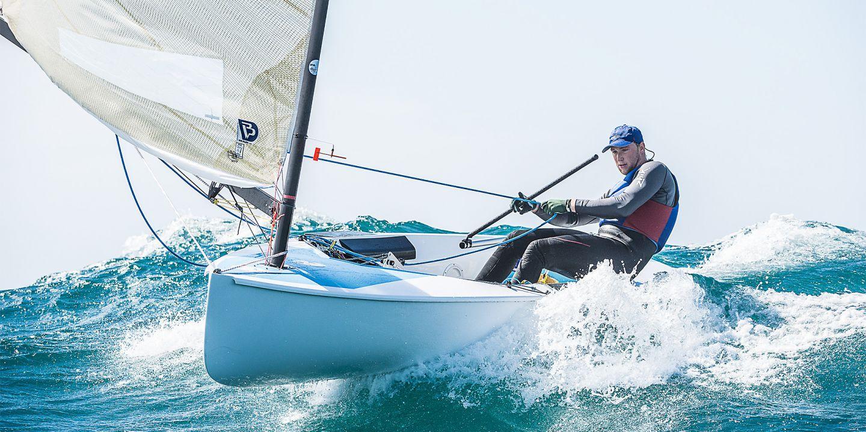 70 procent výkonu jachtaře tvoří podle Ondřeje Teplého fyzická připravenost.