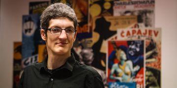 Filmový analytik a autor knihy Rozbor filmu Radomír D. Kokeš.