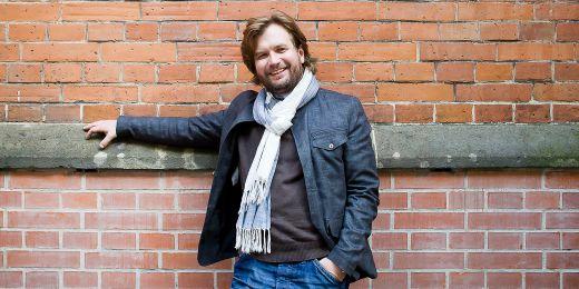 Religionista David Václavík.