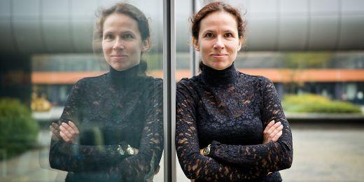 Julie Bienertová Vašků.