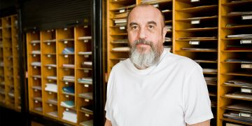 Profesor Miroslav Hirt.