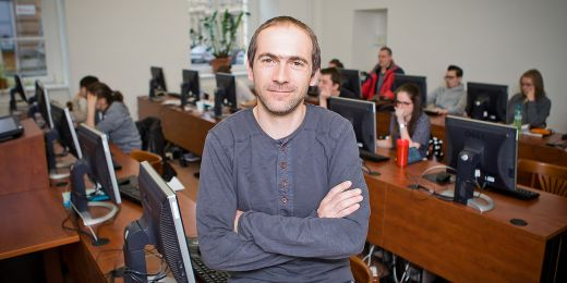 Psycholog David Šmahel.