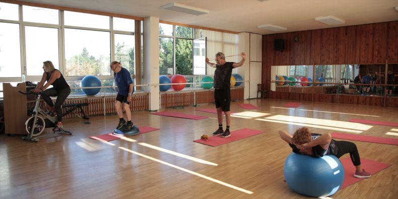 Cvičební program připravili odborníci z FSpS MU a MOÚ.,