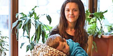 Dagmar Přibylová studuje speciální pedagogiku a vychovává dvě děti.