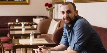 Anas Arab pochází ze Sýrie a v Brně studuje farmakologii.