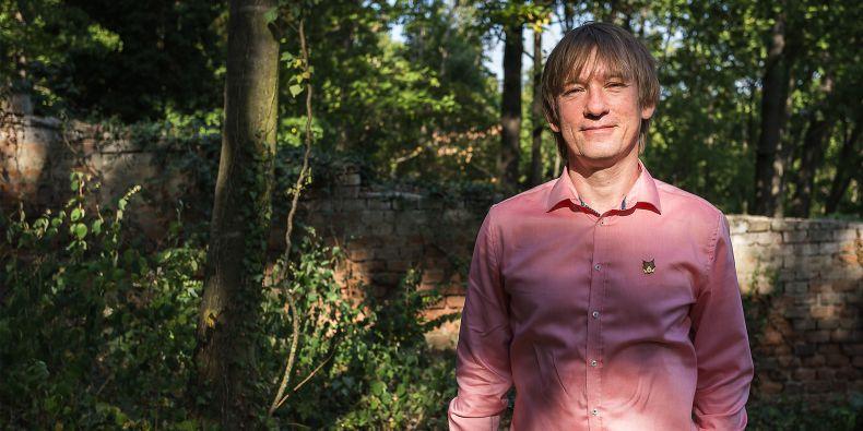 Bohuslav Binka je dlouholetý vedoucí katedry environmentálních studií.
